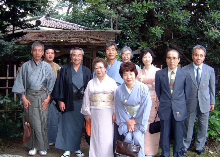 第16回 東京大会   全日本石州流...